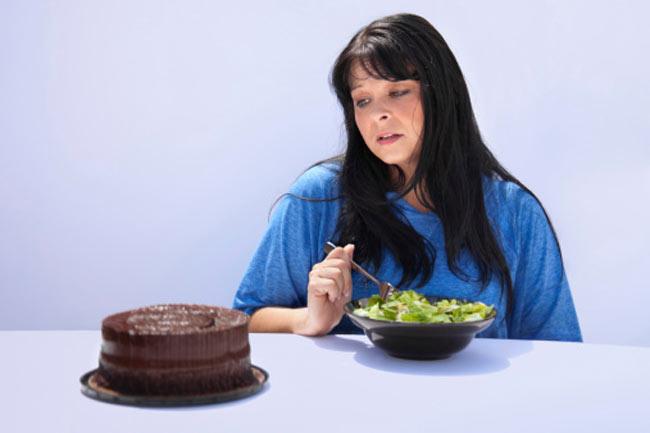 खाने के प्रति लालसा