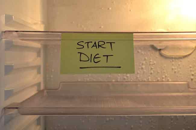 Dieting won't Help