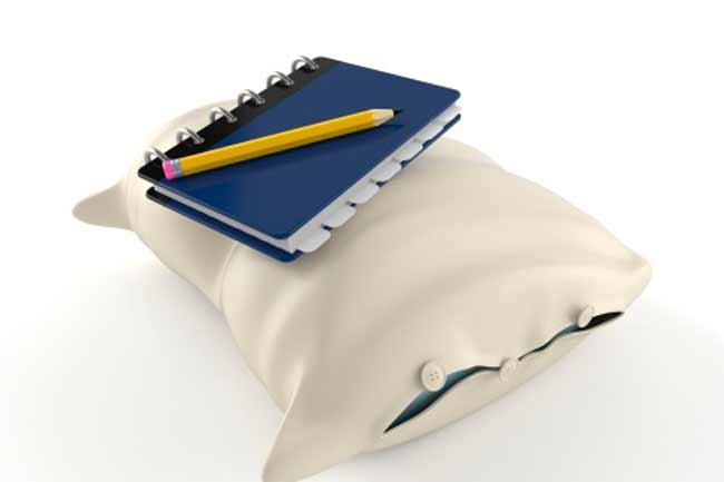 Maintain a Sleep Diary