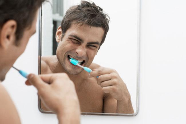 दंतों की सफाई