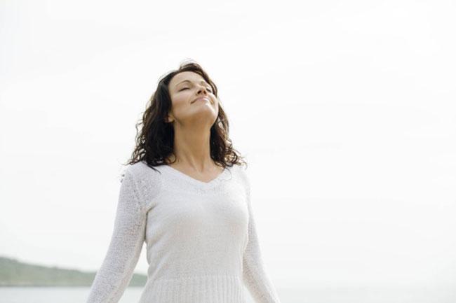 सांस लेने का तरीका
