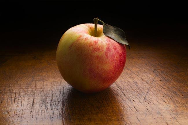 सेब और पके फल