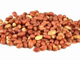 Roasted Peanuts cause more Allergies than Raw Ones