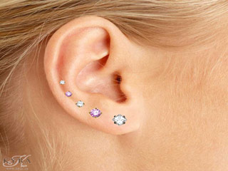 Treat Ear Piercing Infection Naturally