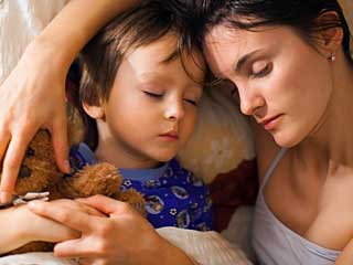 Tips to Begin your Child's Bed-time Training