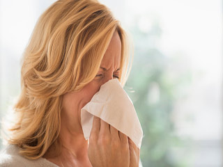What Happens in a Nasal Allergy Attack?