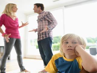 मोटे हो सकते हैं तनाव के माहौल में पलने वाले बच्चे