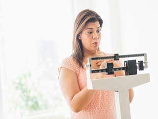 महिलाओं की उम्र के साथ वजन का बढ़ना