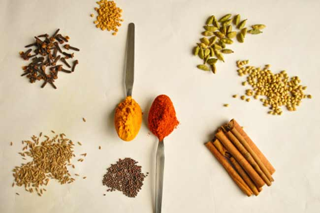 Boost Brainpower with spices