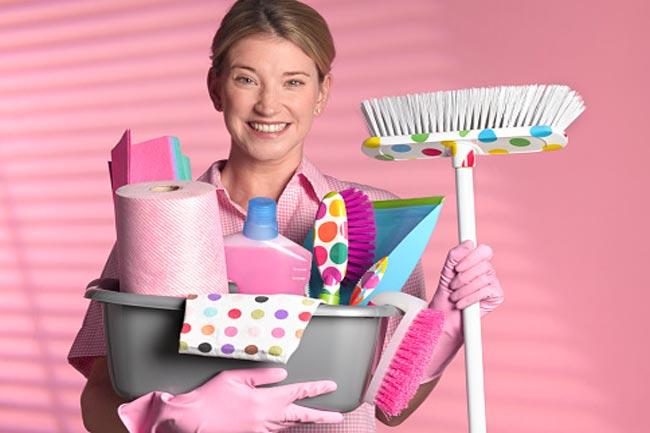 सफाई करने वाले उत्पाद