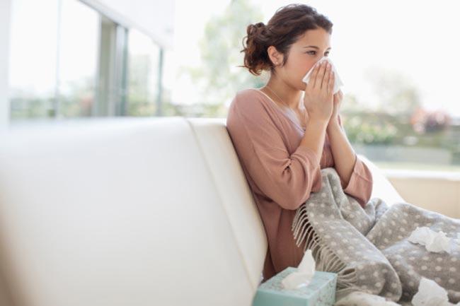 छींक, एलर्जी का इलाज