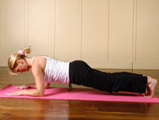 5 Variations of Plank for killer abs