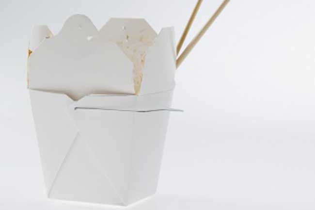 Chinese Takeout Containers
