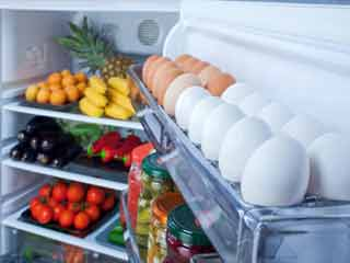 Foods to stock in the fridge to retain the nutrition