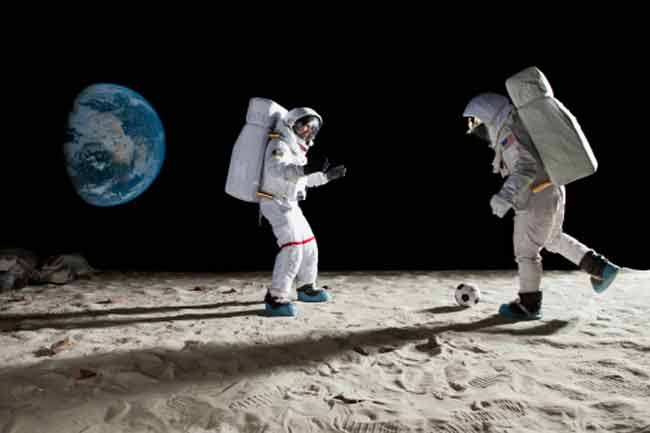 Astronauts returning from Space are 3 Percent Taller