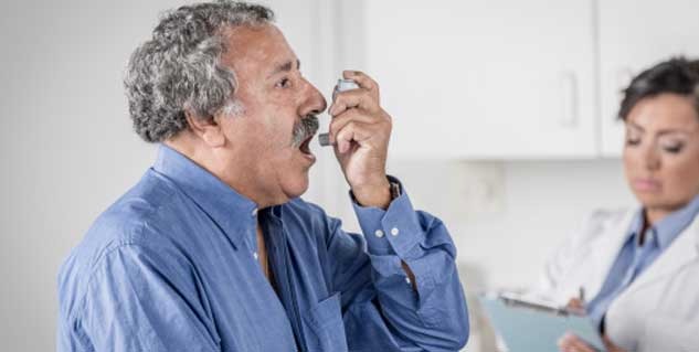 Causes of chronic asthma attack