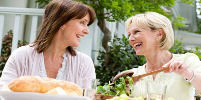Tips for eating healthy during menopause