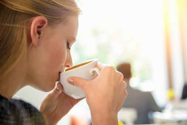Caffeine moderation