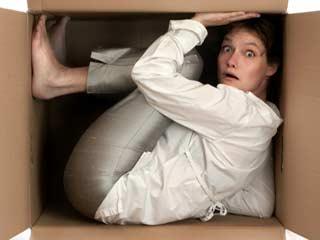 बंद जगहों पर पुरुषों से अधिक महिलाओं पर हावी होता है क्लॉस्ट्रोफोबिया