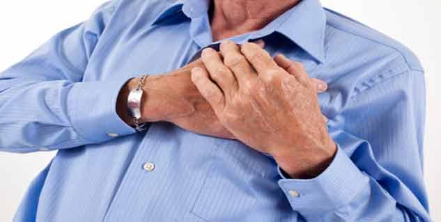 congestive heart failure in hindi