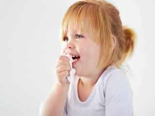 छोटे बच्चों में कोल्ड के लिए घरेलू उपचार