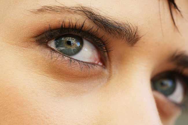 Involuntary eye movements