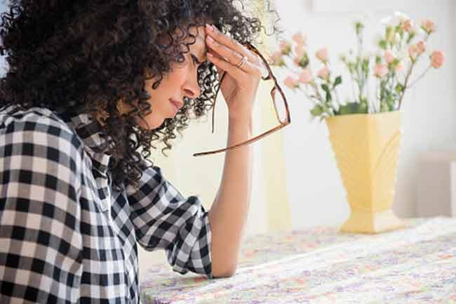 Alleviates migraine