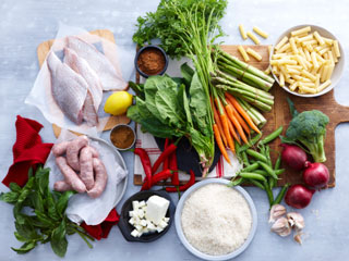 Can diet protect against asthma