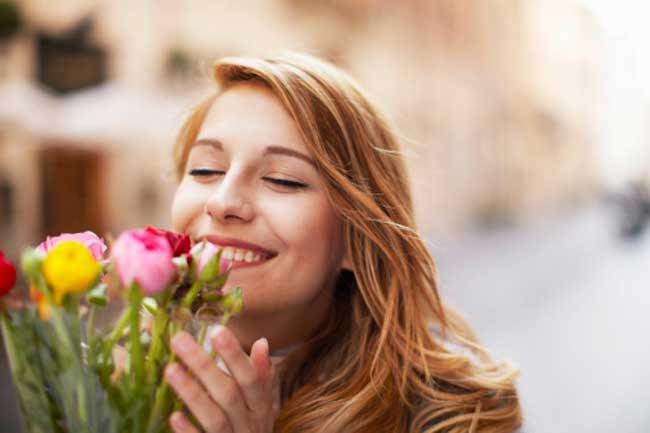 Women have a keen sense of smell