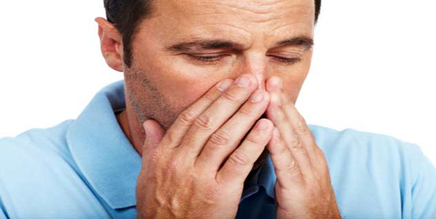 allergic rhinitis in hindi