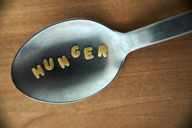 भूख को बढ़ाता है