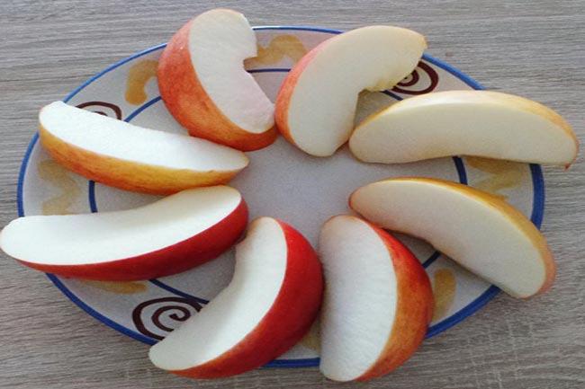 सेब मे होता है फ्रूक्टोज