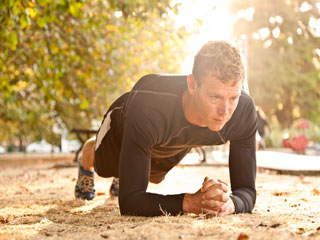 7 Benefits of doing planks every day