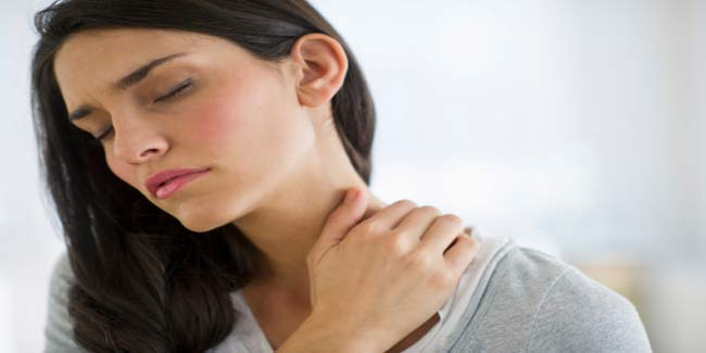 Home remedies for <strong>sore</strong> neck