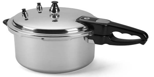 making mistakes with pressure cooker