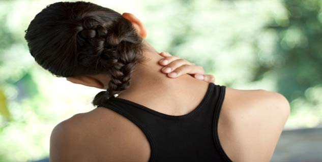 How to Treat Upper Back Pain at Home