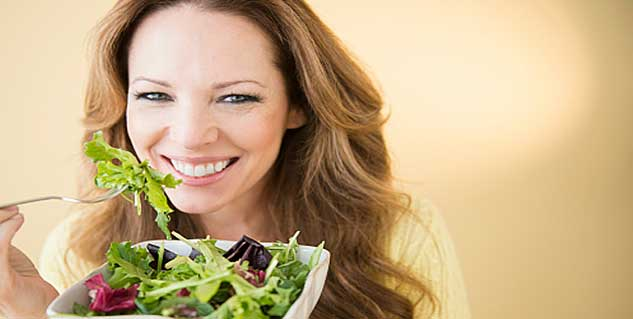 Nutritional needs of women