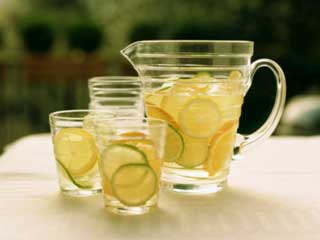 Lemonade diet for weight loss