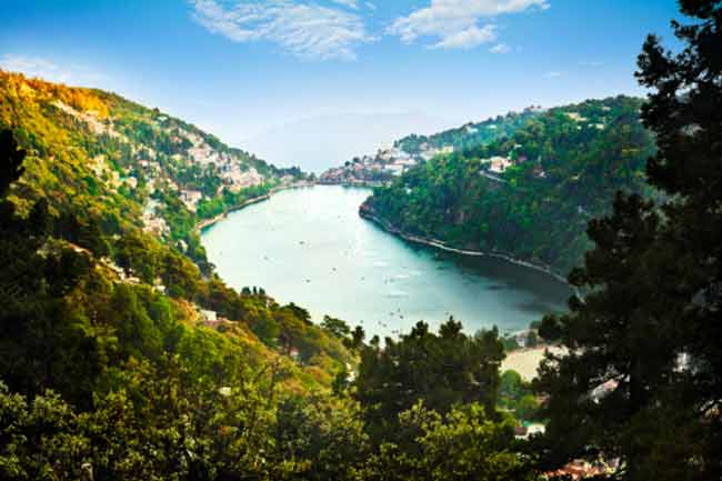 Nanital-a glittering jewel in the Himalayan necklace