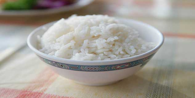 cooked rice and yoghurt for diarrheo