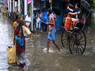 बाढ़ के दौरान होने वाली संक्रामक बीमारियों के कारण व उपचार
