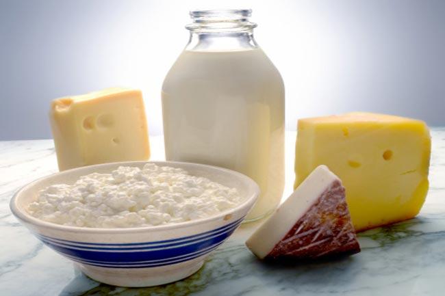 दूध से बनी चीजों से परहेज