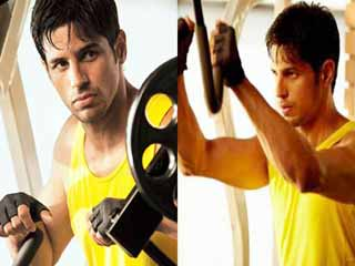 Sidharth Malhotra is addicted to workouts