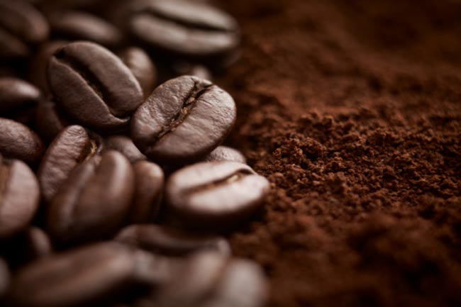कॉफी पाउडर