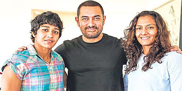 superstar aamir khan's dangal in hindi