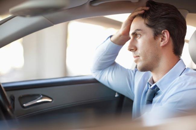 बीमारीग्रस्त ना करें ड्राइविंग