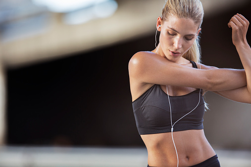 A 45 minute exercise transforms you into a healthy individual