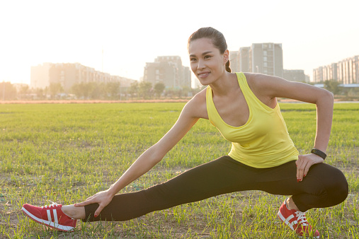 Exercises for your outer and inner thighs