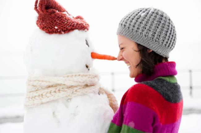 सर्दियों में आहार