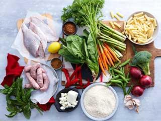 कच्चे आहार और उनके फायदों के बारे में जानें